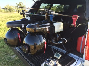 GT80X FAA Approved for Aerial Cinematography by iCam Copters LLC
